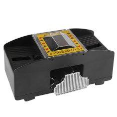 Shop For Battery Operated Automatic Casino Poker Game Playing Card Shuffler Sorter Intl