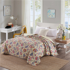 Compare Grain Cotton Embroidered Quilted Is Prices