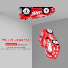 Price Belle Zero Gravity Magic Wall Floor Climber Remote Control Kid Toy Wall Racing Car Intl Online China