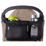 Best Stroller Organizer For Smart Moms Fits All Strollers Premium Deep Cup Holders Extra Large Storage Space For Iphones Wallets Diapers Books Toys Ipads The Perfect Baby Shower Gift Intl Compare Prices