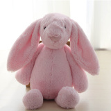 Buying Mimosifolia Big Baby Soft Plush Big Ear Rabbit To Appease The Doll Kids Birthday Present Plush Stuffed Animal Toys Lumbar Cushion Pillow Pink 60Cm Intl
