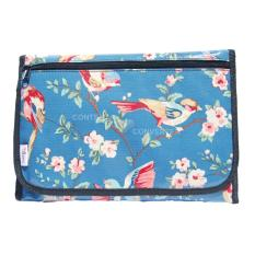 Sales Price Bloom Diaper Changing Pad Nappy Clutch British Bird