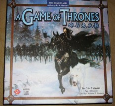 For Sale Board Games Ice And Fire Of The Song A Game Of Thrones Rights The Game Containing Expanding Version Version