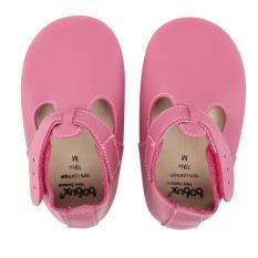 Review Bobux Soft Sole Baby Leather Shoe Sherbet T Bar L Bobux
