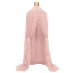 How Do I Get Bolehdeals Dome Princess Bed Canopy Mosquito Net Kids Play Tent Curtains Pink Intl