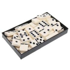 Buy Bolehdeals Double Six Dominoes Set Of 28 Traditional Domino Travel Game Toy Beige Intl Cheap On Hong Kong Sar China