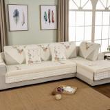 Cheaper Bolehdeals Embroidered Craft Sofa Cushion Mat Chair Seat Pad Slipcover Home Decor 2