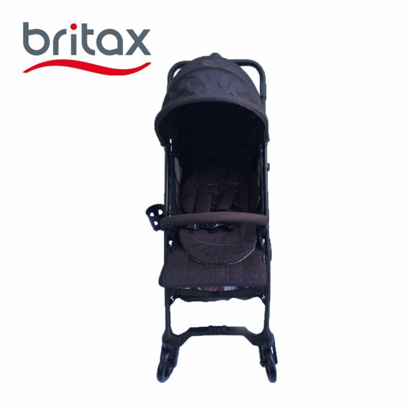 Britax Light Deluxe Stroller/ B-Mobile Stroller - Black Thunder Singapore