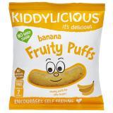 Retail Price Bundle Deal Kiddylicious Fruity Puffs Banana 6 Packs