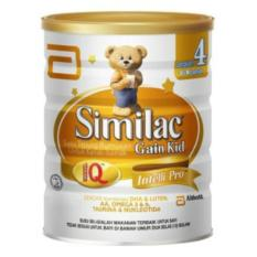 Price Bundle Of 2 Abbort Similac Gain Kid Eye Q 1 8Kg Made In Singapore For Malaysia Similacgainkid