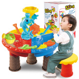 Byl Child Beach Table Play Sand Pool Toys Shopping