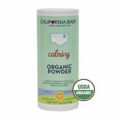 Sale California Baby Calming Non Talc Organic Powder 2 5 Oz Exp 11 2019 Online Singapore