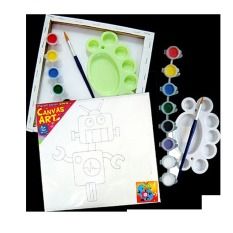 Review Canvas Art Suitable For Family Bonding Time Or Unleash The Creativity For Kids Coozy Corner