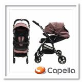 Buy Capella® S230F 18 Pm Win Coni Premium Travel System Stroller Wine Online