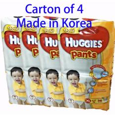 How To Get Carton Sales Huggies Gold Pants 38 S Xl