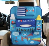 Purchase Cartoon Car Back Seat Cover Storage Stowing Tidying Organizer Hanging Bag Kids Carriage Baby Diaper Storage Holder Mummy Bag Intl