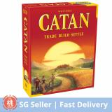 Lowest Price Catan 5Th Edition Board Game