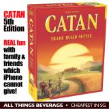 Price Comparisons For Catan Studios Catan 5Th Edition Lowest Singapore Price