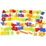 Cenita Kids Children Magnetic Alphabet Letter Maths Number Fridge Magnets 80Pcs Intl Compare Prices