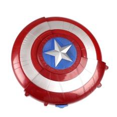 Cenita Super Hero Alliance Avenger Captain America Shield Soft Bullet Toy For Kids Intl Sale