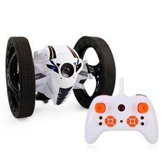 Cheer Mini Drone Jumping Rc Car Bounce Car Robot Toy With Remote Control White Intl Coupon Code