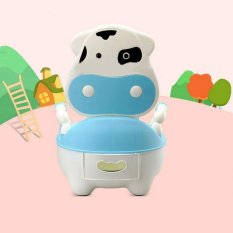 Get The Best Price For Child Toilet Baby Cows Drawer Potty Toilet Small Infants And Young Children Intl
