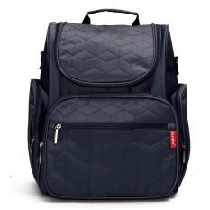 Children Baby Changing Diaper Nappy Mummy Bag Backpack Handbag Mum Travel Bag Dark Blue Intl Best Price