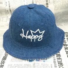 d4f54d04b50 Children Boys Sun Hats Spring Summer Caps Cotton Bucket Hat Baby Kids Boy  Crown Cap New
