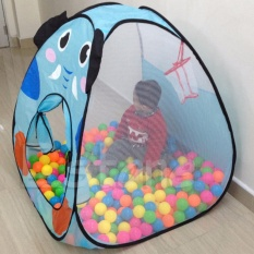 Discount Children Ocean Ball Pit Pool Foldable Tent Baby Play Toy Tent Playhouse New Intl Not Specified On Hong Kong Sar China