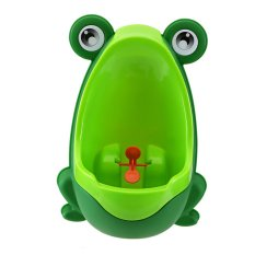 Children Toddler Kid Baby Boy Frog Potty Urinal Pee Toilet Bathroom Training By Freebang.