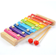 Babies Intelligent Wooden Xylophone By Taobao Collection.