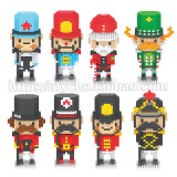 Buy Soldier Children S *d*lt Puzzle Assembled Toy Doll Building Blocks Other Cheap