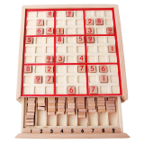 Buy Intelligence Children S *d*lt Wooden Puzzle Board Game 61 Game Chess