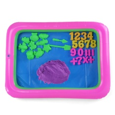 Best Offer Chromatic Number Mold Space Sand Toy For Children Intl