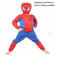 For Sale Ciao Superhero Spider Man Costume Children Gift Cosplay Cloth S