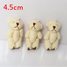 Sale Ck 20Pcs Mini Joint Bear Plush Toys Wedding Gifts Kids Cartoon Toys Christmas Gifts Couple Gifts Wholesale Hot Sales Intl Oem Online