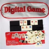 Classic Board Game Digital Game Israel Mahjong Rummikub The Fastmoving Rummy Tile Game Intl Oem Cheap On China