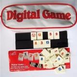 List Price Classic Board Game Digital Game Israel Mahjong Rummikub The Fastmoving Rummy Tile Game Intl Oem
