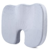 Compare Prices For Coccyx Orthopedic Memory Foam Seat Cushion For Chair Car Office Intl
