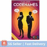 Sale Codenames Card Game Board Game Online Singapore