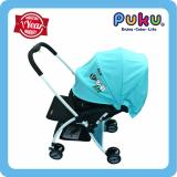 Discount Puku My Color Stroller Blue Puku