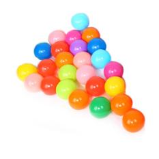 25pcs Colorful Ball Soft Plastic Ocean Ball Funny Baby Kid Swim Pit Toy By Unique Amanda.