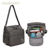 Colorland Baby Diaper Bag Organizer Diapers Maternity Bags For Mother Messenger Nappy Bags Intl Shopping