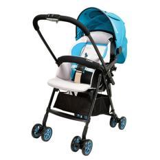Cheap Combi A Type Stroller Wellcomfort Wt 250D Blue