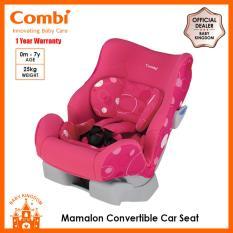 Combi Mamalon Car Seat Pink