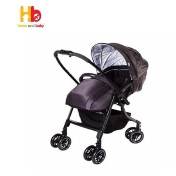 Combi Mechacal Handy Auto 4 Cas Stroller (Shrine Black) (1 Year Warranty) Singapore
