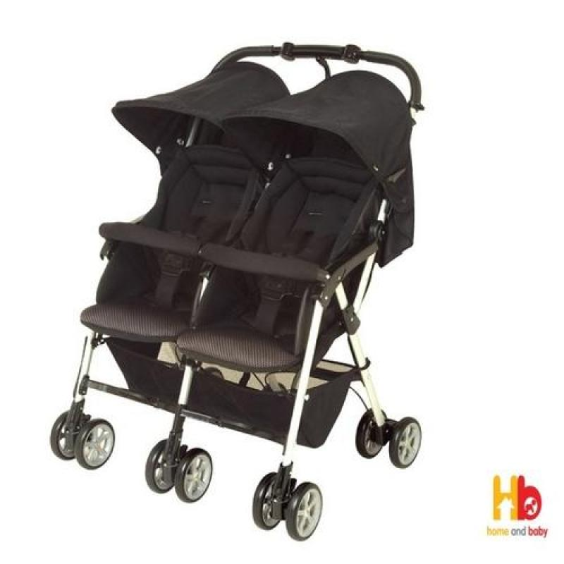 Combi Spazio Duo Stroller (1 Year Warranty) Singapore
