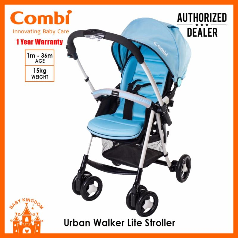 Combi Urban Walker Lite (Blue) Singapore
