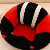 Price Comparisons For Comfortable Baby Learning To Sit Safety Chair Baby Support Seat Sofa Plush Toys Type A Red Intl