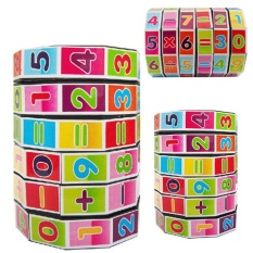 Cool Baby Children Educational Learning Teaching Math Intelligence Developmental Baby Toy - Intl By Mingrui.
